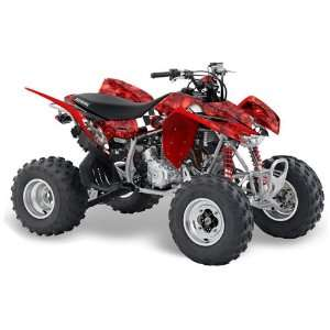 AMR Racing Honda TRX 400EX 2008 2011 ATV Quad Graphic Kit   Checkered