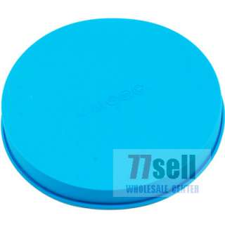 Pizza Cake Silicone Mould Party Cake Pan Maker Baking Tray