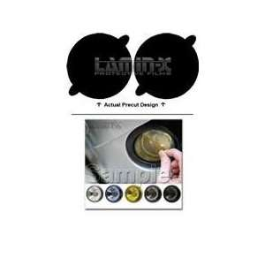 Mini Cooper (01 06) Fog Light Vinyl Film Covers by LAMIN X