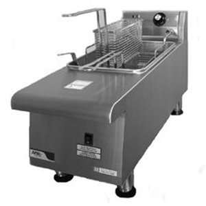 15 lb. Electric Countertop Deep Fryer