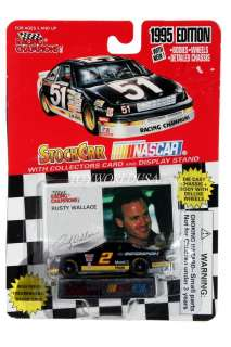 Racing Champions~STOCK CAR NASCAR~Rusty Wallace #2 Ford Thunderbird
