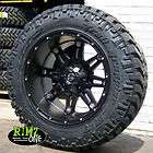 Off Road Hostage Black Nitto Trail Grappler 37x12.50R20 37 Mud tires