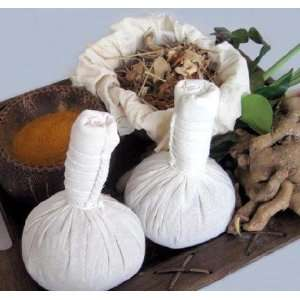 Thai Herbal Compress Massage Pack, Spa, Herbal Ball Thailand Thailand