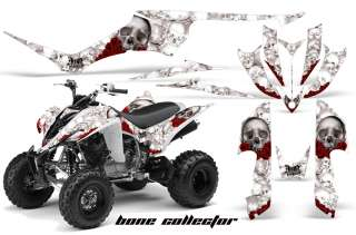 AMR RACING ATV GRAPHICS YAMAHA RAPTOR 350 STICKER KIT E