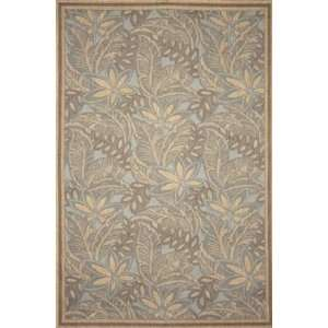Trans Ocean Thatcher (Tommy Bahama) Decker Turquoise Rug